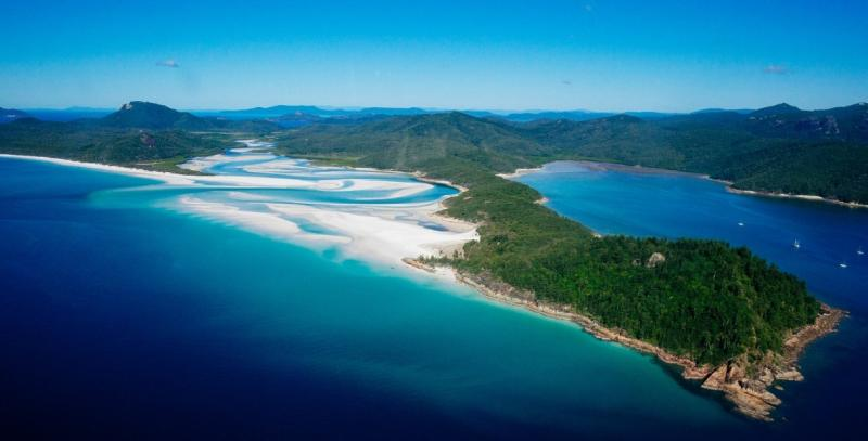 大堡礁岛屿潜水天堂