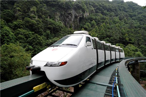 【索道小火车】